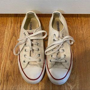 Converse W 8 M 6 White